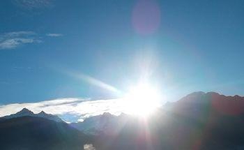 soleil source d'énergie gratuite et inépuisable