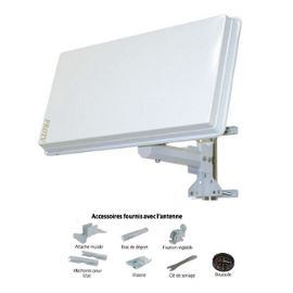 Installateur parabole et r glage de parabole antenniste for Antenne satellite interieur orange