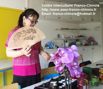 Cérémonie du thé chinois