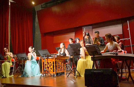 Concert musique traditonnelle