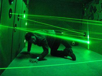 Raid Laser Alès