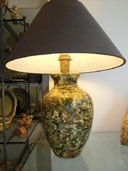 lampe faience apt
