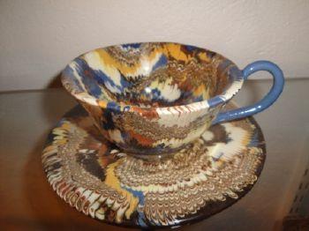 tasse ceramique provence