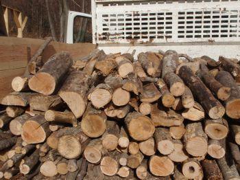 livraison de bois