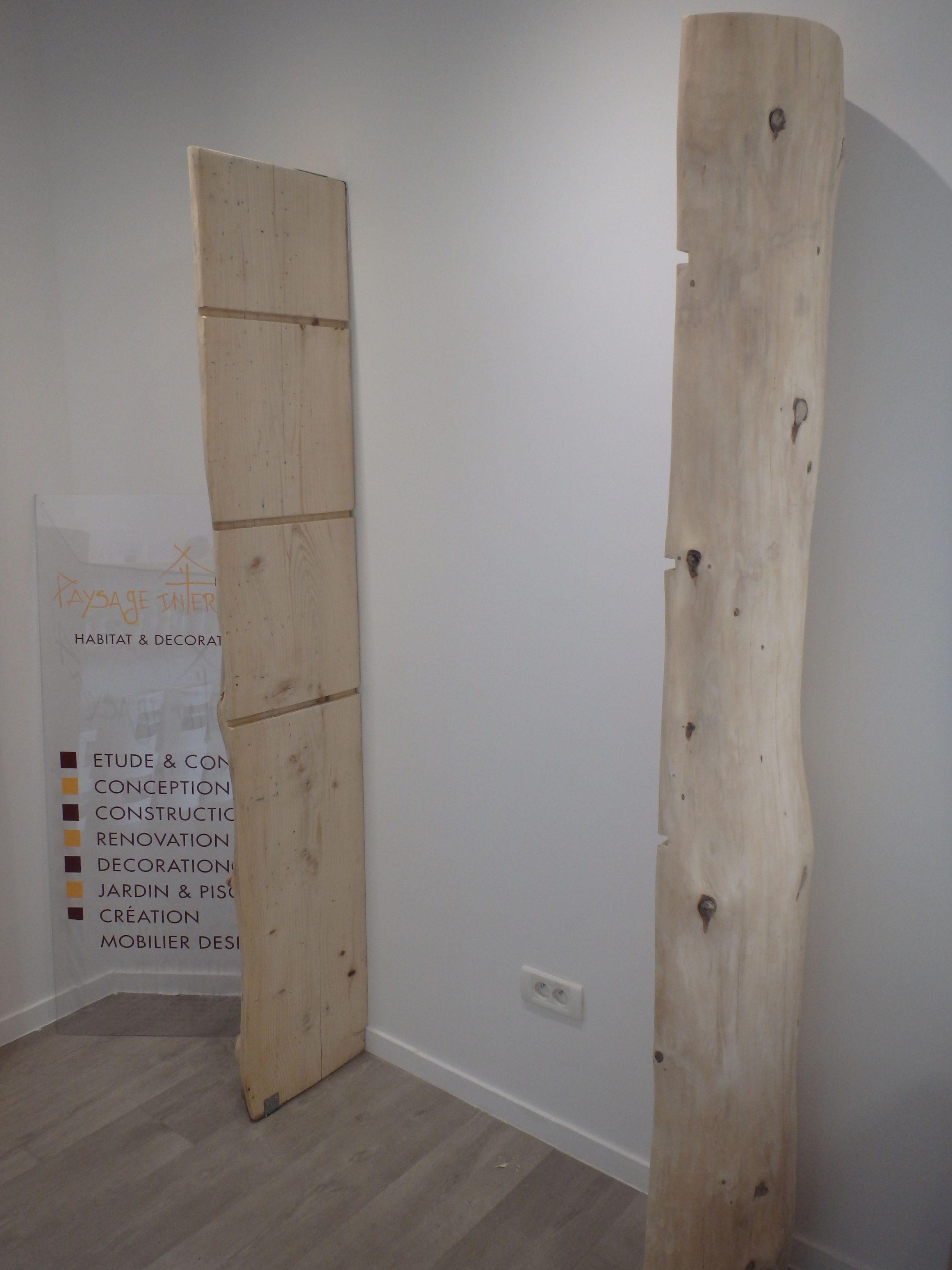 étagère bois brut srbois