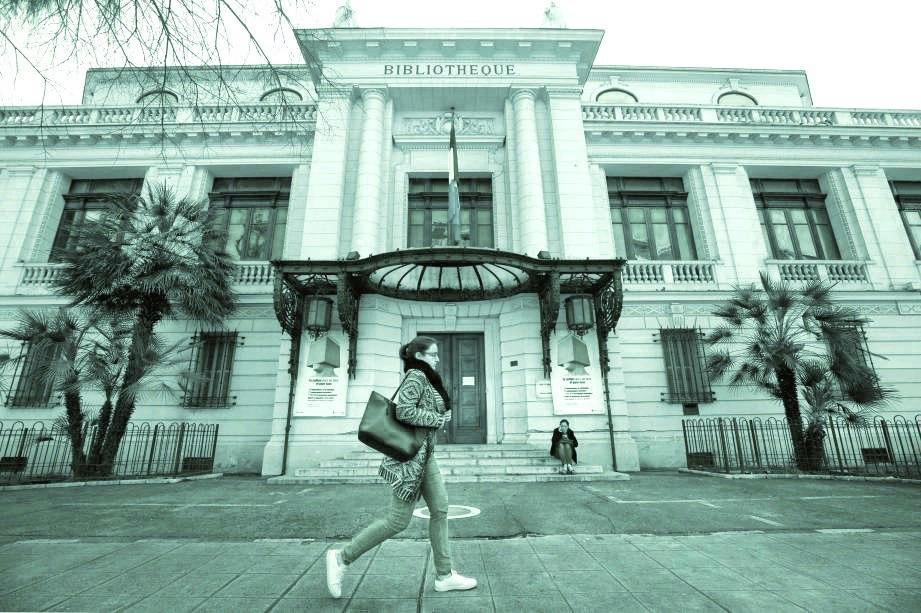 Bibliothèque Patrimoniale de la Ville de Nice