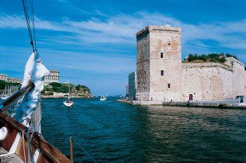 Entrée port de Marseille