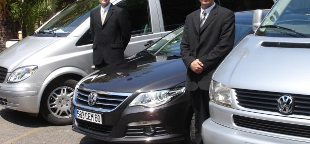 VIP TRANSPORTATION IN PROVENCE - CHAUFFEURED VANS AND CARS