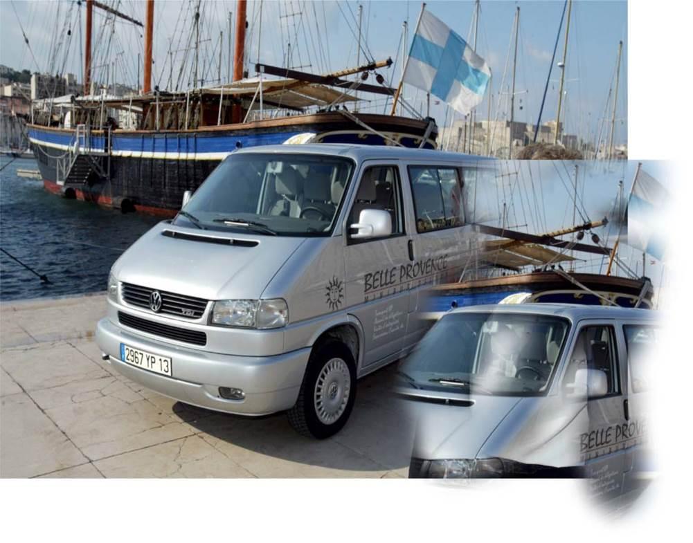 Vieux Port et Vans Marseille Congrès Séminaires