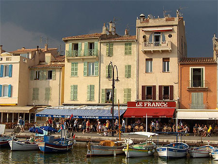 Excursion en Provence : Port de Cassis