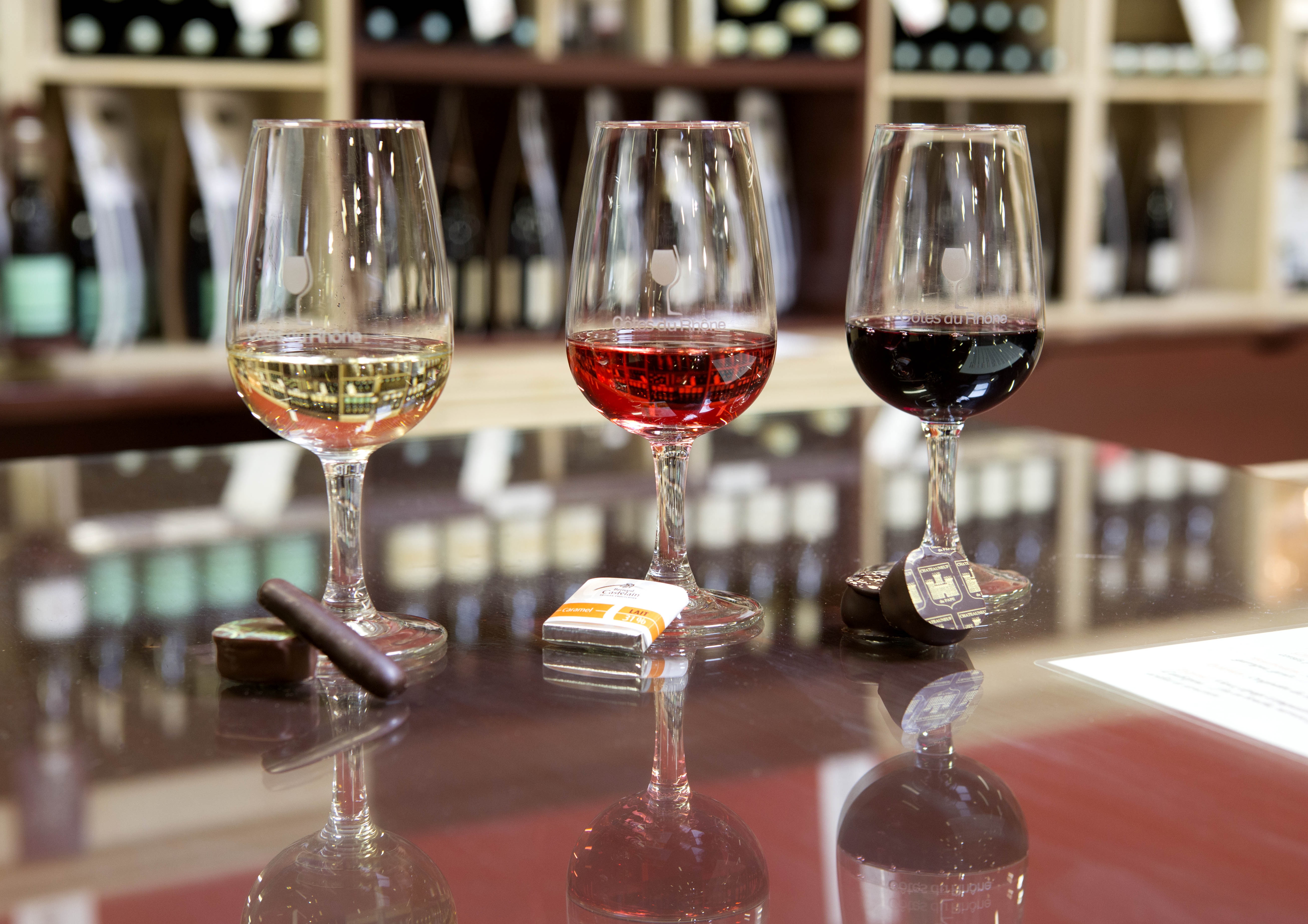 Excursin en Provence Dégustatin de vin