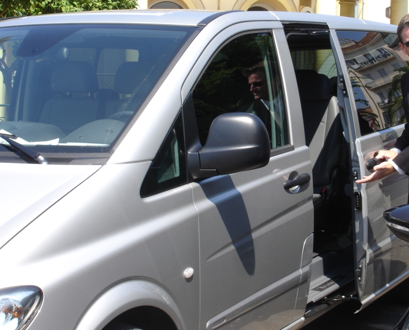 Mise à disposition avec chauffeur